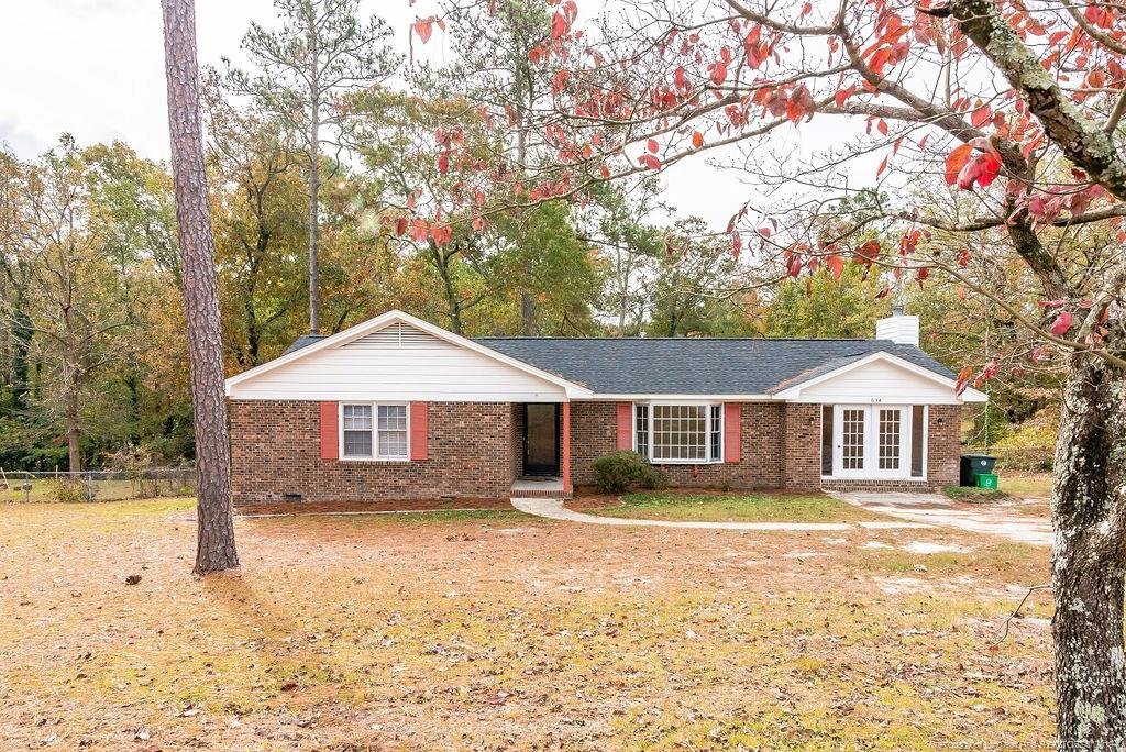 634 Galloway Drive, Fayetteville in Cumberland County, NC 28303 Home for Sale