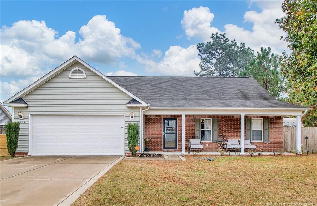 4235 Redspire Lane, Fayetteville in Cumberland County, NC 28306 Home for Sale