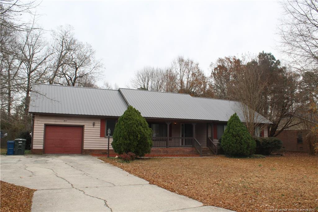 311 Lofton Drive, Fayetteville in Cumberland County, NC 28311 Home for Sale