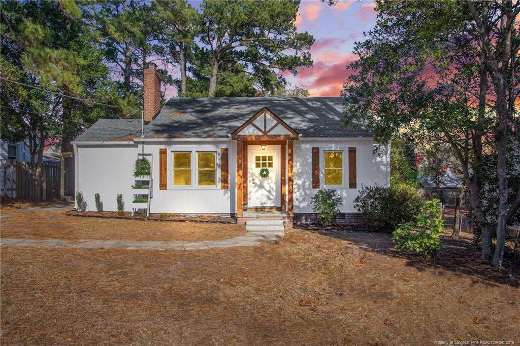 810 Mckimmon Road, Fayetteville in Cumberland County, NC 28303 Home for Sale