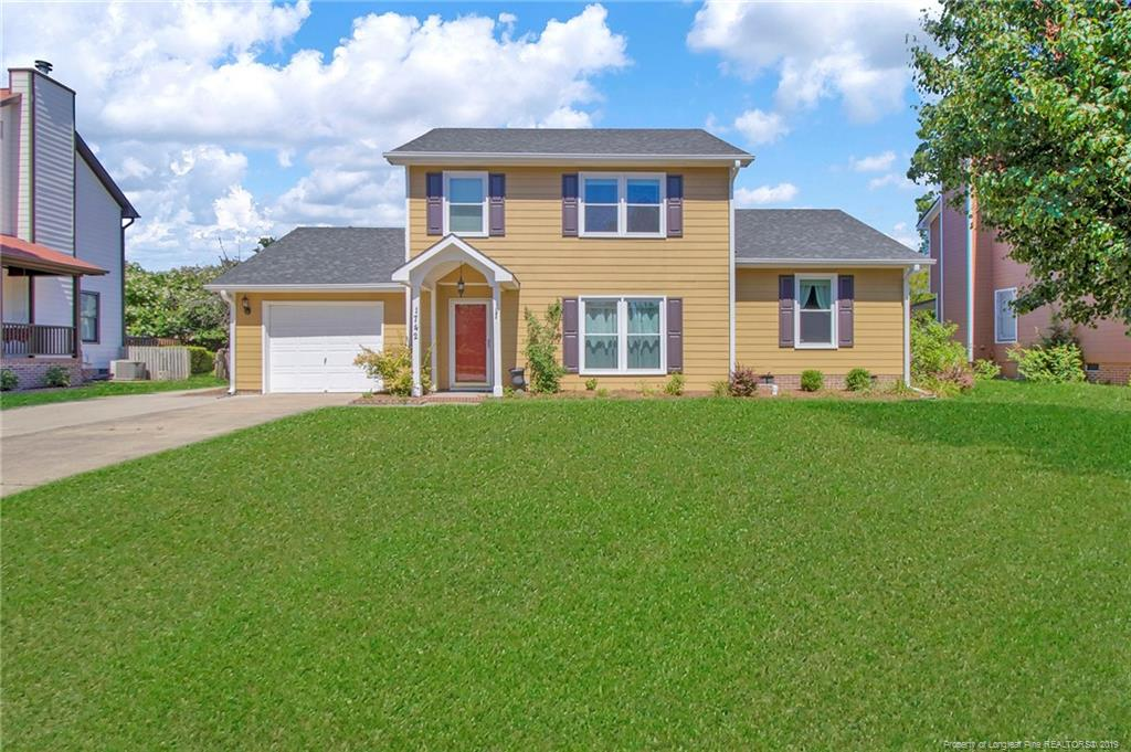 1742 Calista Circle, Fayetteville in Cumberland County, NC 28304 Home for Sale