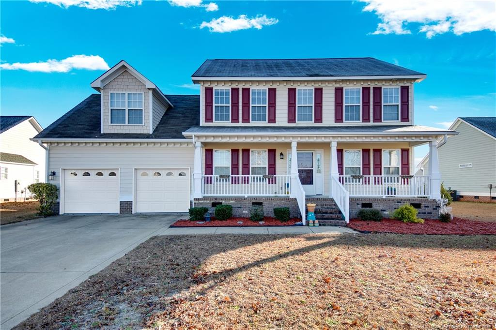 1859 Brawley Avenue, Fayetteville in Cumberland County, NC 28314 Home for Sale