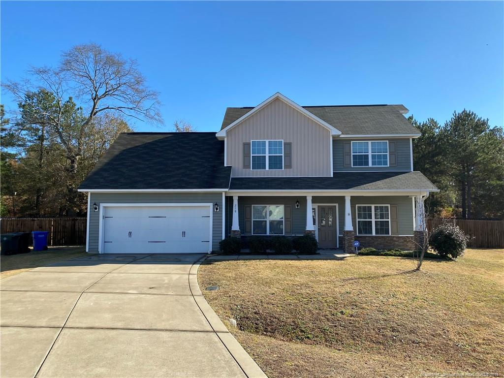 218 Himalayan Road, Fayetteville in Cumberland County, NC 28312 Home for Sale