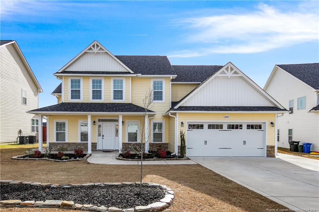 6025 Crown Ridge Court, Fayetteville in Cumberland County, NC 28314 Home for Sale