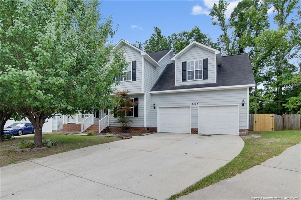 3324 Benson Place, Fayetteville in Cumberland County, NC 28306 Home for Sale