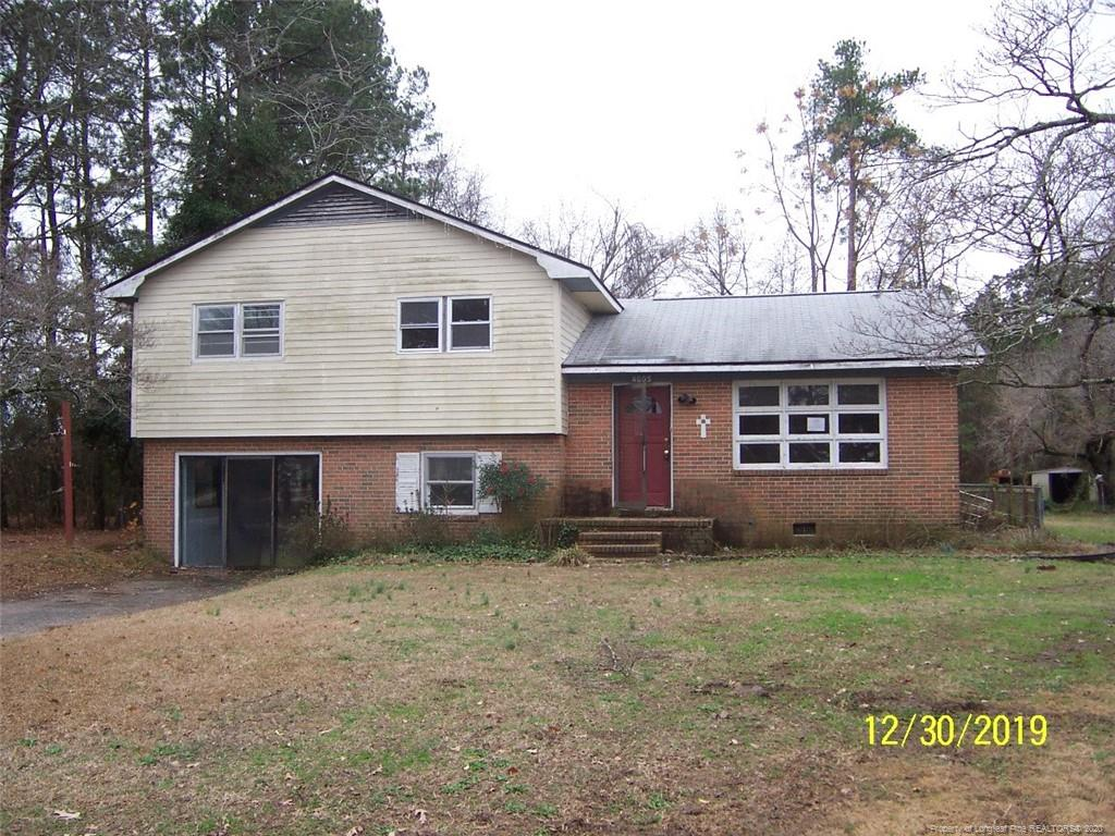 4605 Nix Road, Fayetteville in Cumberland County, NC 28314 Home for Sale