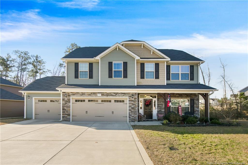 2521 Clear Pines Court, Fayetteville in Cumberland County, NC 28304 Home for Sale