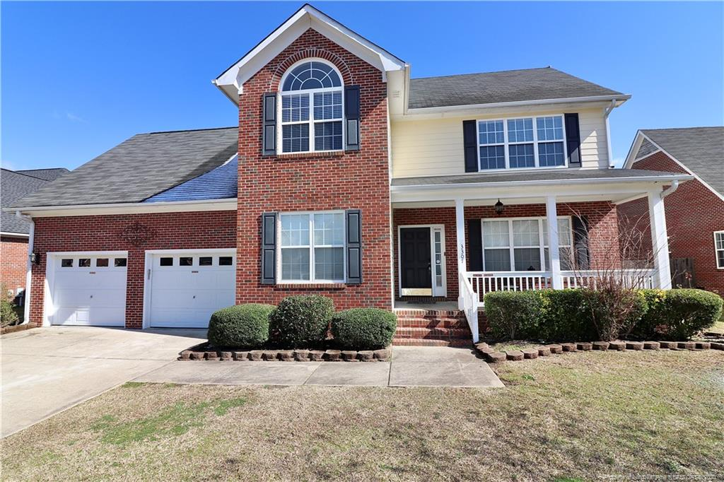 3307 Carlo Rossi Drive, Fayetteville in Cumberland County, NC 28306 Home for Sale