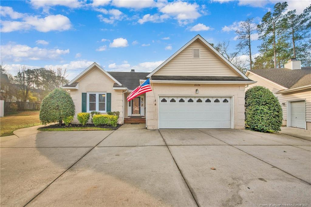 6234 Falkland Court, Fayetteville in Cumberland County, NC 28311 Home for Sale