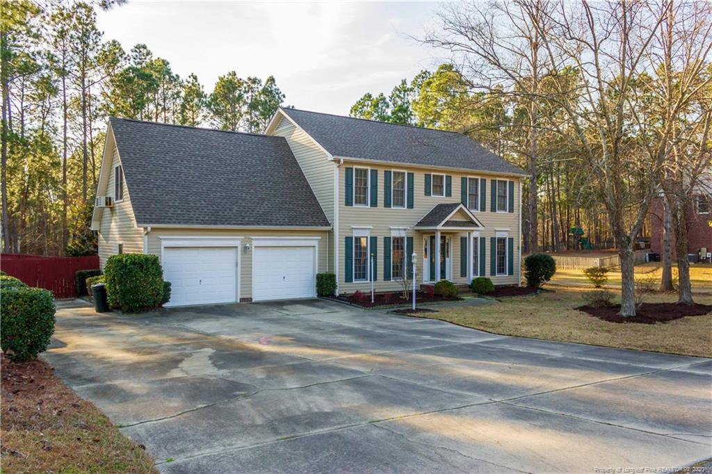 7649 SPURGE Drive, Fayetteville in Cumberland County, NC 28311 Home for Sale