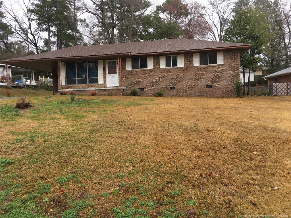1890 Cascade Street, Fayetteville in Cumberland County, NC 28301 Home for Sale