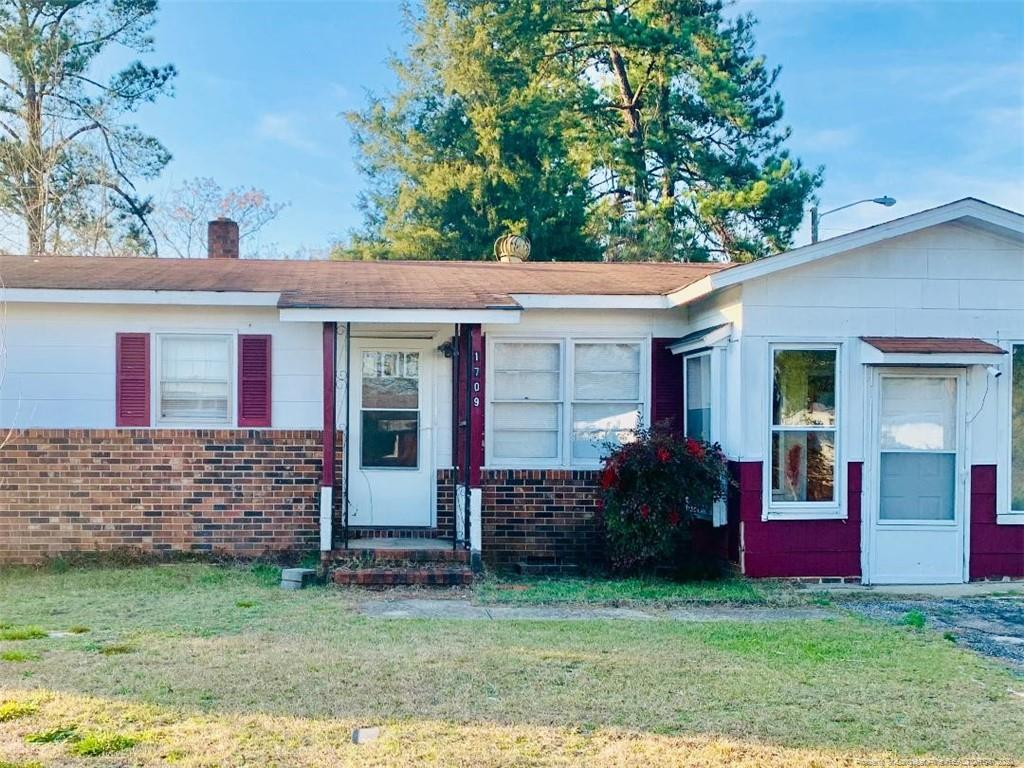 1709 Gardenia Avenue, Fayetteville in Cumberland County, NC 28311 Home for Sale