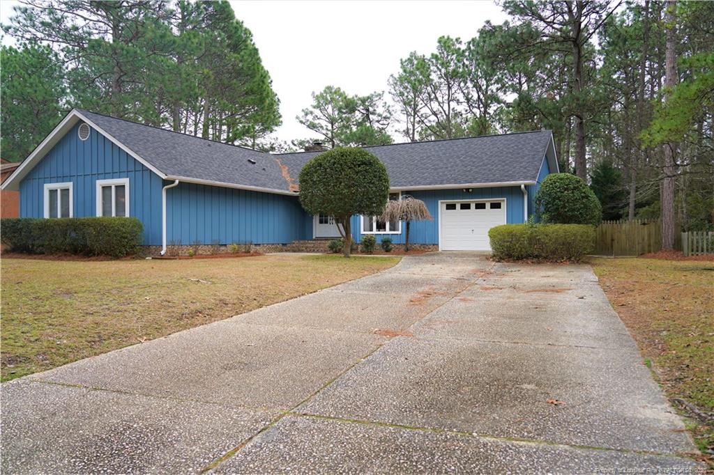 6851 Uppingham Road, Fayetteville in Cumberland County, NC 28306 Home for Sale