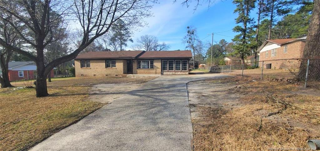 7648 Fletcher Avenue, Fayetteville in Cumberland County, NC 28303 Home for Sale