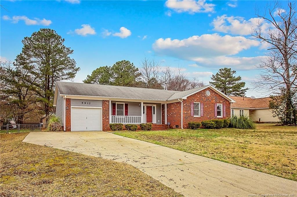 5912 Watercrest Court, Fayetteville in Cumberland County, NC 28304 Home for Sale