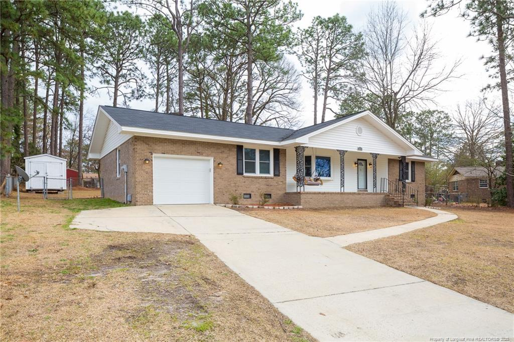6433 Milford Road, Fayetteville in Cumberland County, NC 28303 Home for Sale