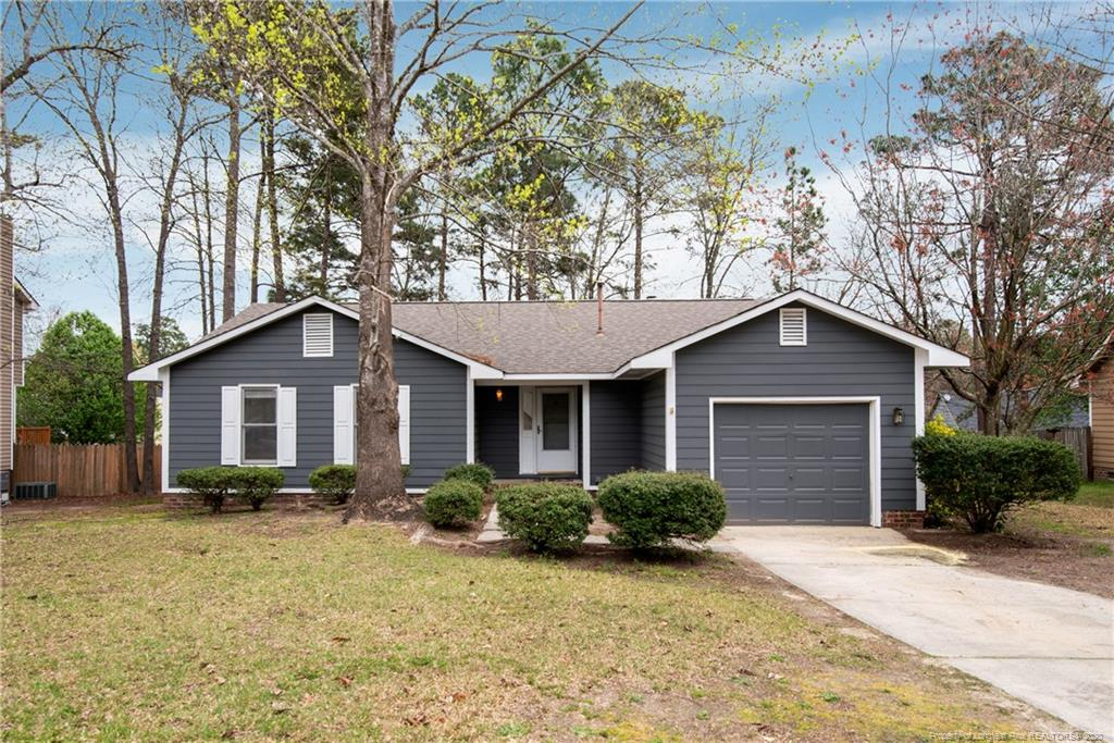 721 Sunny Crest Drive, Fayetteville in Cumberland County, NC 28314 Home for Sale