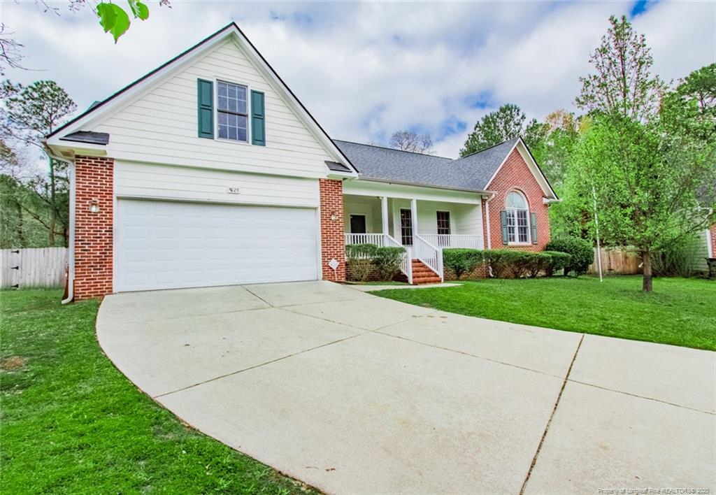 7625 Hammersley Road, Fayetteville in Cumberland County, NC 28306 Home for Sale