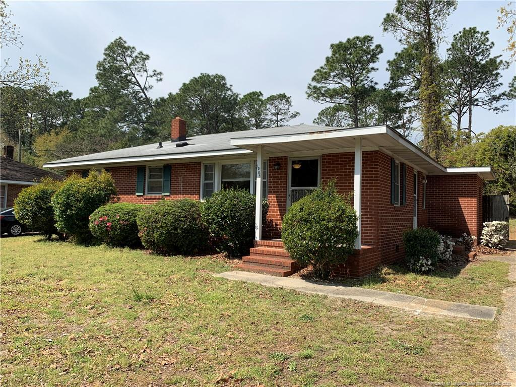 1002 Martindale Drive, Fayetteville in Cumberland County, NC 28304 Home for Sale