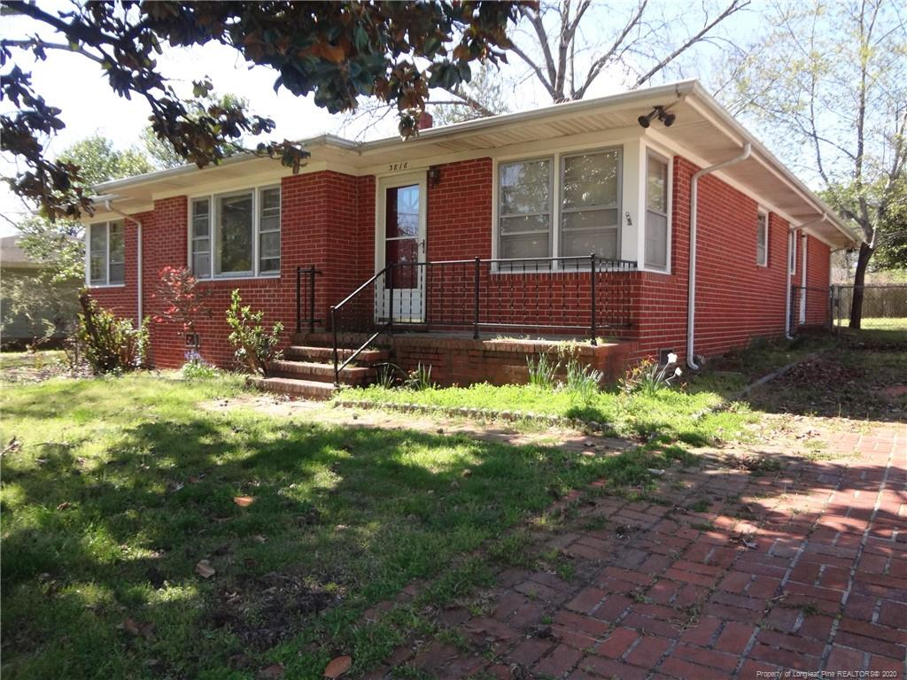 3816 Hartwell Road, Fayetteville in Cumberland County, NC 28304 Home for Sale