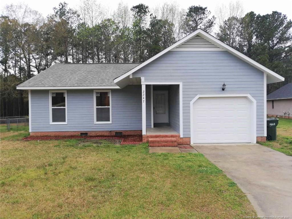 2247 Hackney Loop, Fayetteville in Cumberland County, NC 28304 Home for Sale