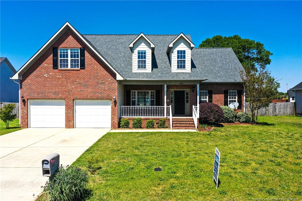 2612 Danzante Place, Fayetteville in Cumberland County, NC 28306 Home for Sale