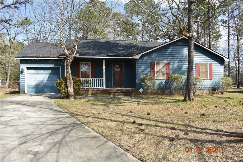 6705 Carnforth Court, Fayetteville in Cumberland County, NC 28304 Home for Sale