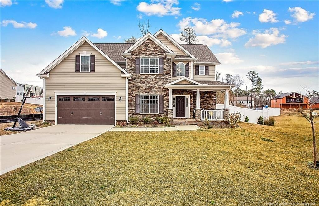 2313 Mackenzie Lynn Court, Fayetteville in Cumberland County, NC 28306 Home for Sale