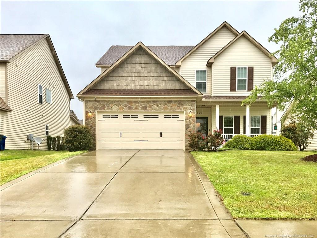2821 Truewinds Drive, Fayetteville in Cumberland County, NC 28306 Home for Sale