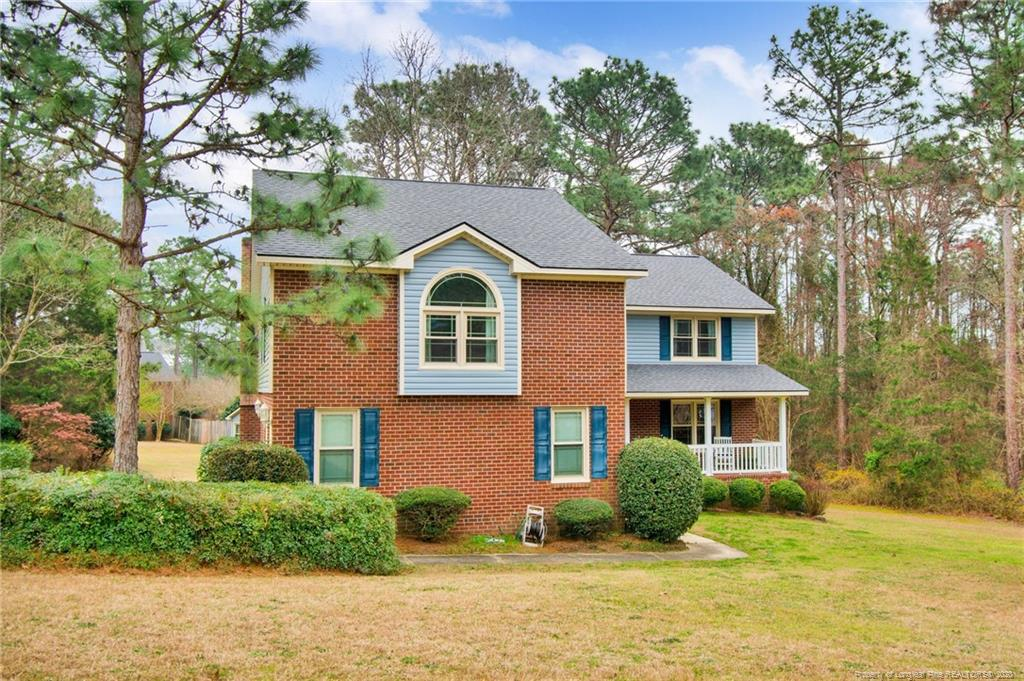 1491 Butter Branch Drive, Fayetteville in Cumberland County, NC 28311 Home for Sale
