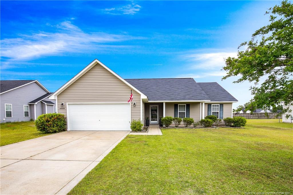 4949 Yorkchester Drive, Fayetteville in Cumberland County, NC 28314 Home for Sale