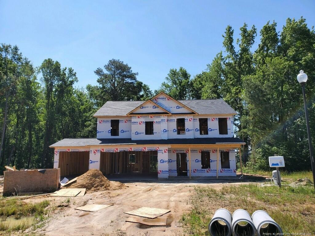 5105 Maddie Creek  (Lot 30) Lane, Fayetteville in Cumberland County, NC 28306 Home for Sale