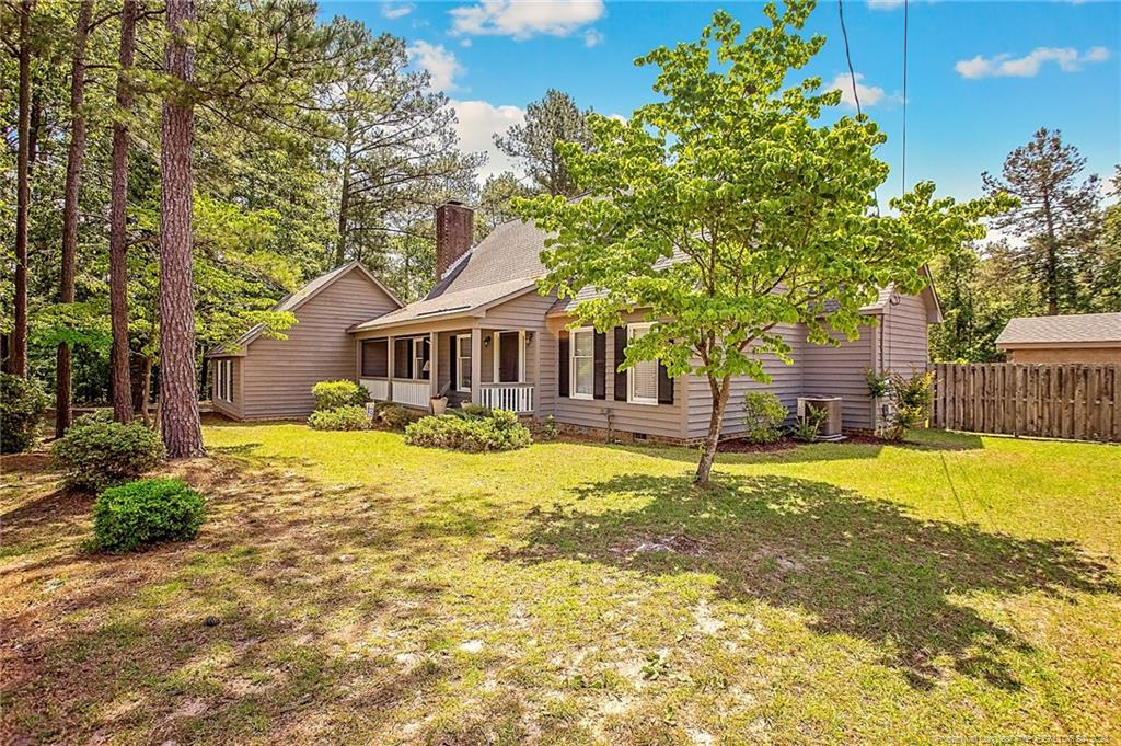3438 Clemson Drive, Fayetteville in Cumberland County, NC 28306 Home for Sale