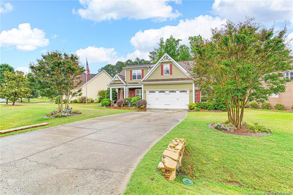 279 Orchard Falls Drive, Fort Bragg, North Carolina