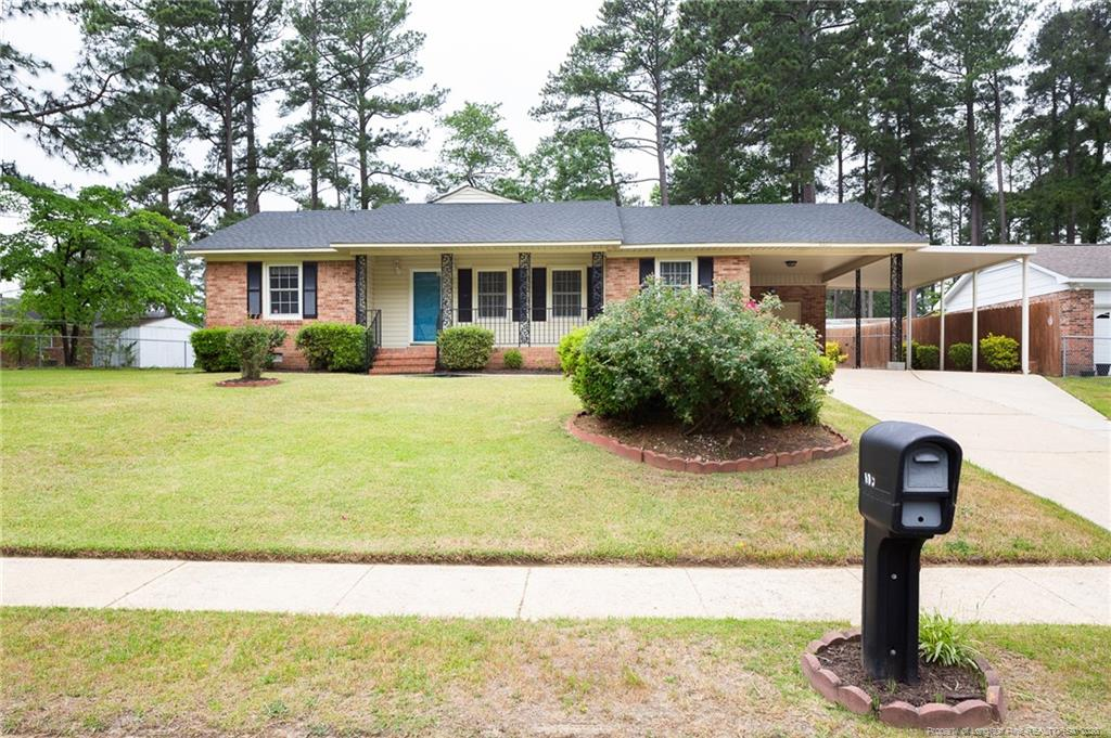 5303 Foxfire Road, Fayetteville in Cumberland County, NC 28303 Home for Sale