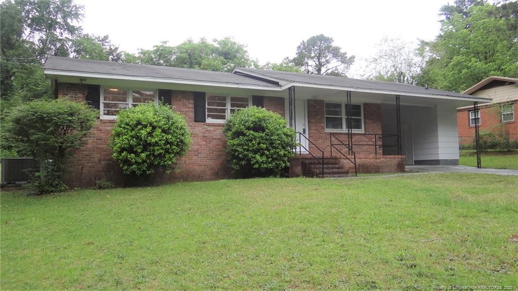1120 Austin Drive, Fort Bragg, North Carolina