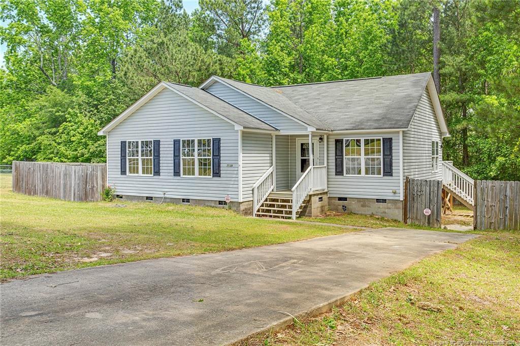 7739 Adolphus Drive, Fort Bragg, North Carolina