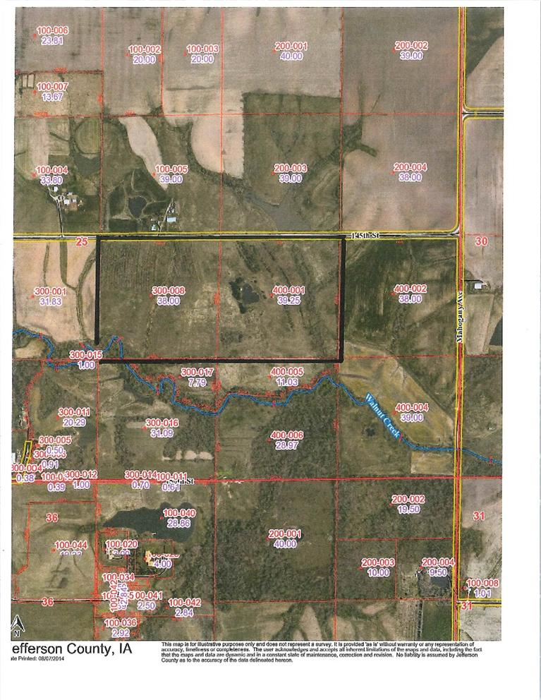 Real Estate for Sale, ListingId: 35361080, Fairfield,IA52556