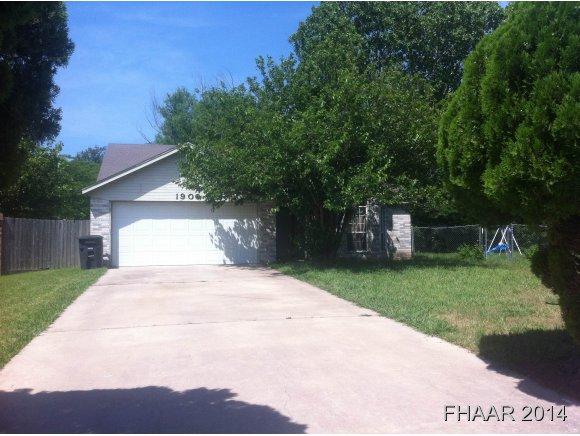 Real Estate for Sale, ListingId: 31612513, Killeen,TX76549