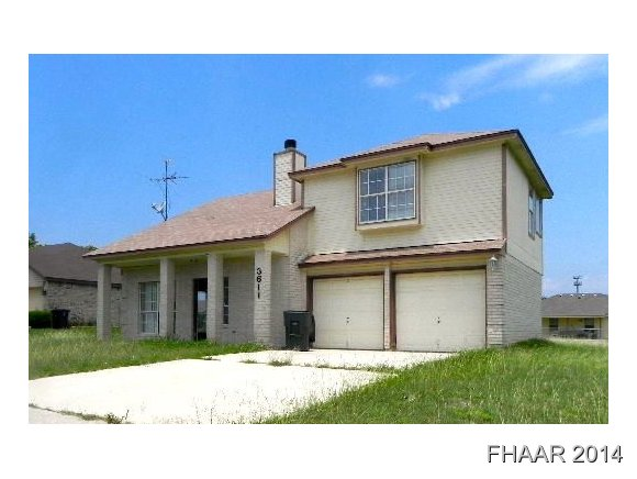 Rental Homes for Rent, ListingId:33528421, location: 3611 Rainforest Lane Killeen 76549