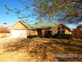 Real Estate for Sale, ListingId: 31463496, Harker Heights,TX76548