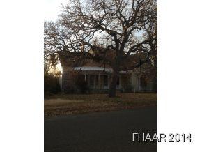 Real Estate for Sale, ListingId: 31612764, Gatesville,TX76528