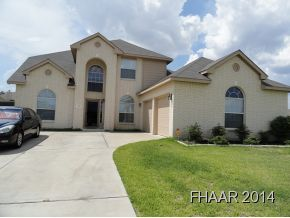 Rental Homes for Rent, ListingId:31612977, location: 315 Crowfoot Drive Harker Heights 76548