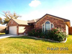 Real Estate for Sale, ListingId: 31463498, Killeen,TX76542