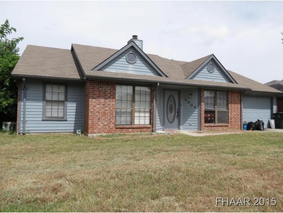 Rental Homes for Rent, ListingId:33227776, location: 2009 Meadowbrook Drive Killeen 76543