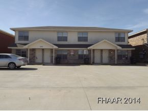 Rental Homes for Rent, ListingId:31614623, location: 3803-B Y S Pak Killeen 76542
