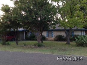 Real Estate for Sale, ListingId: 31612766, Gatesville,TX76528