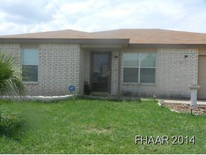 Rental Homes for Rent, ListingId:31613340, location: 4300 Janelle Killeen 76549