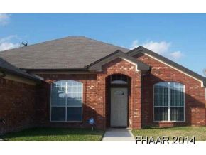 Rental Homes for Rent, ListingId:31613327, location: 5505 Mandalay Drive Killeen 76549