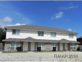 Rental Homes for Rent, ListingId:31612603, location: 4401-B Mattie Drive Killeen 76549